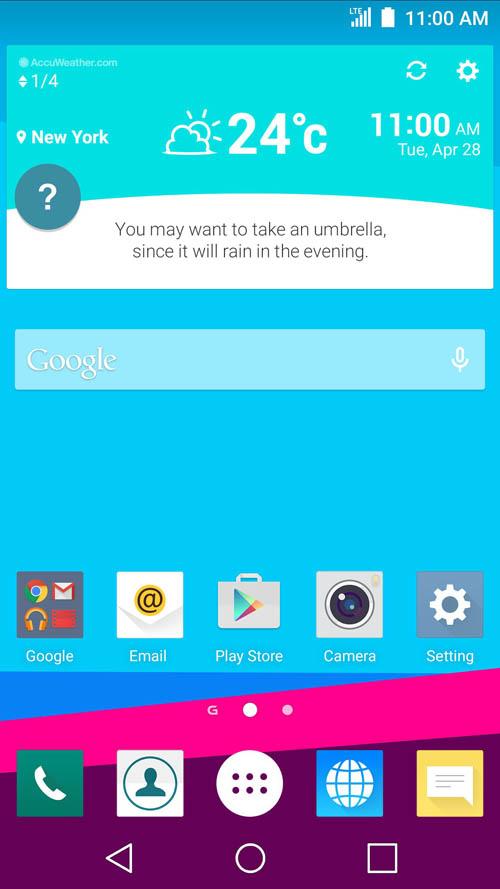 LG lancerer LG UX 4.0