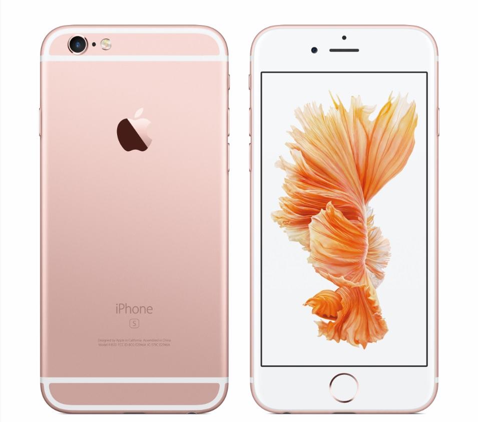 Apple melder om rekordsalg af iPhone 6s og iPhone 6s Plus