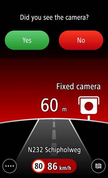 TomTom lancerer Speed Cameras-app til Android