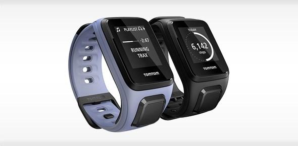 TomTom Spark og Runner 3 GPS-sportsur