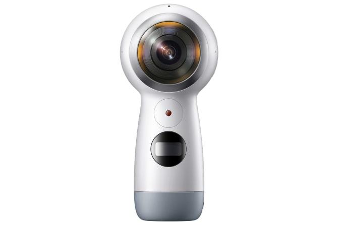 Samsungs nye Gear 360
