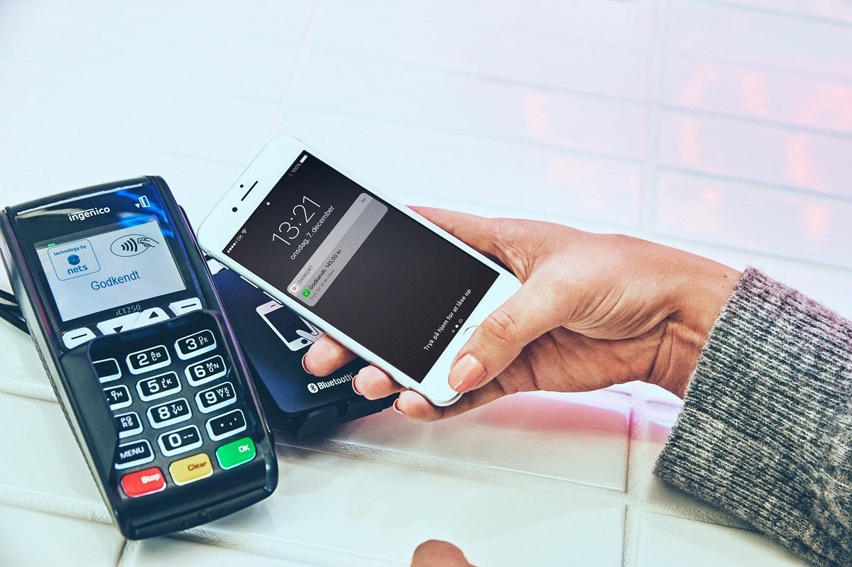 Betal nemt og hurtigt med Dankort på mobilen fra låst skærm