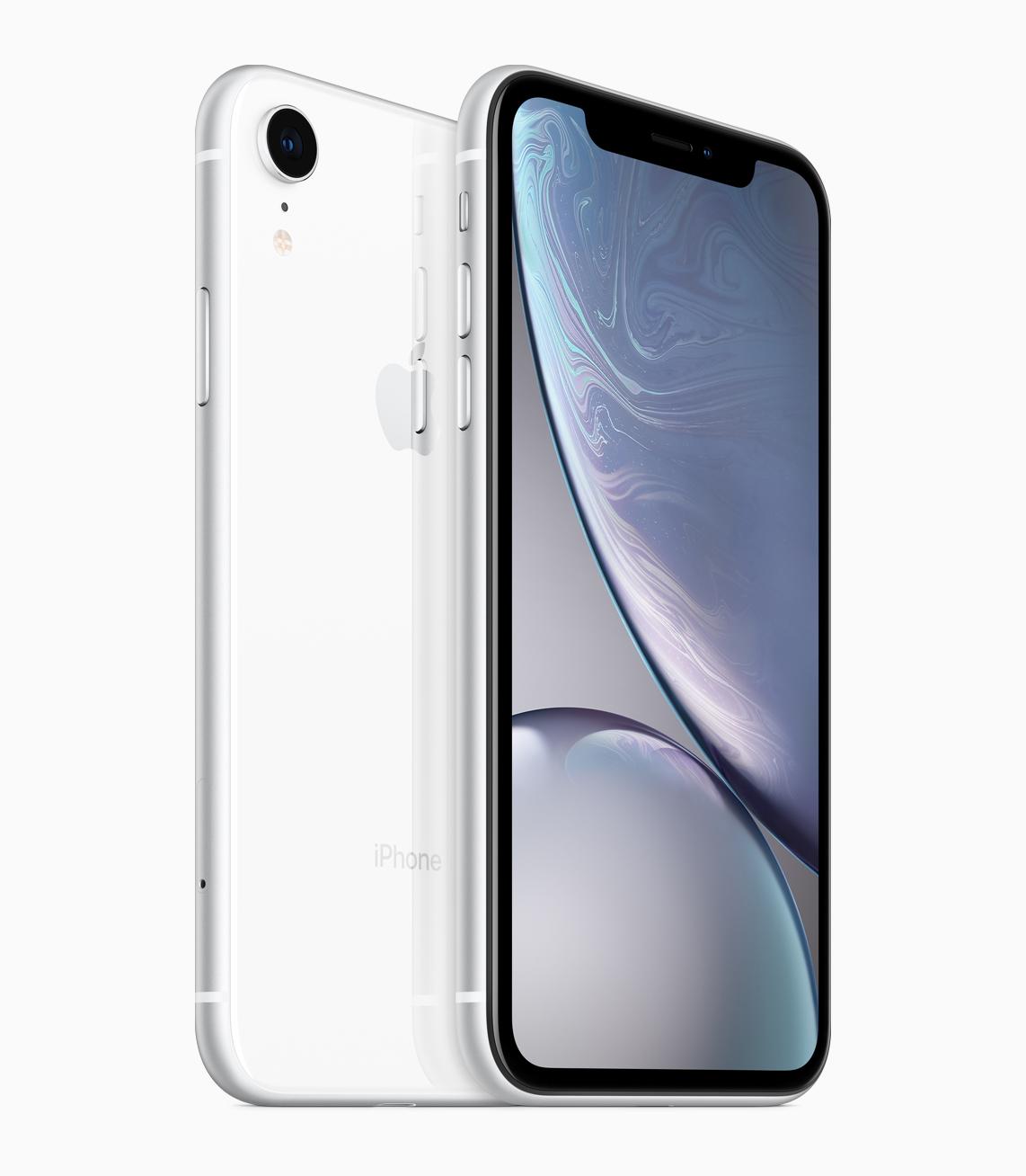 Apple lancerer iPhone XR