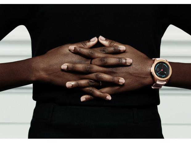 Nu kommer Galaxy Watch i butikkerne